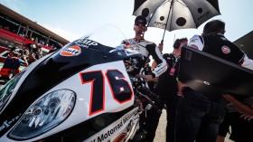 Loris Baz, GULF ALTHEA BMW Racing Team, Portimao RAC1