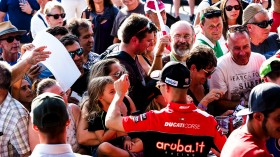 WorldSBK, Portimao Autograph Session