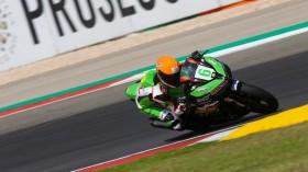 Robert Schotman, Motoport Kawasaki, Portimao RAC