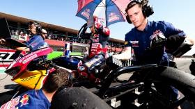 Jake Gagne, Red Bull Honda World Superbike Team, Portimao RAC2