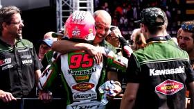 Scott Deroue, Motoport Kawasaki, Portimao RAC