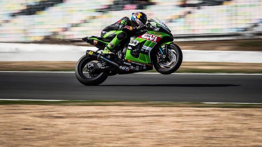 Toprak Razgatlioglu, Kawasaki Puccetti Racing, Magny-Cours FP3