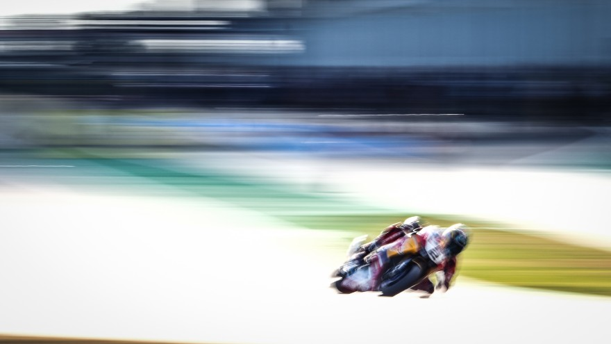 Leon Camier, Red Bull Honda World Superbike Team, Magny-Cours FP3