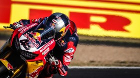 Jake Gagne, Red Bull Honda World Superbike Team, Magny-Cours FP3