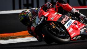 Chaz Davies, Aruba.it Racing - Ducati, Magny-Cours FP3
