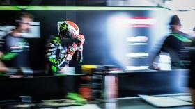 Tom Sykes, Kawasaki Racing Team WorldSBK, Magny-Cours FP3