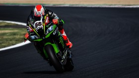 Tom Sykes, Kawasaki Racing Team WorldSBK, Magny-Cours FP3