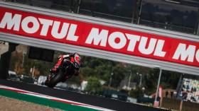 Jordi Torres, MV Agusta Reparto Corse, Magny-Cours FP3
