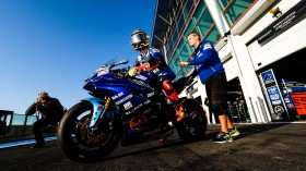 Sandro Cortese, Kallio Racing, Magny-Cours SP2