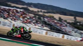 Tom Sykes, Kawasaki Racing Team WorldSBK, Magny-Cours RAC1