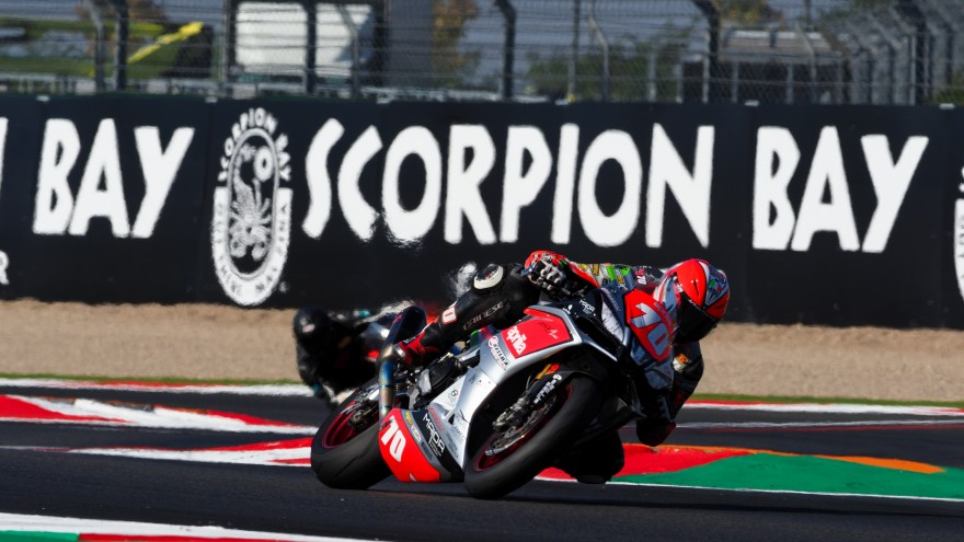 Luca Vitali, Aprilia Racing Team, Magny-Cours RAC