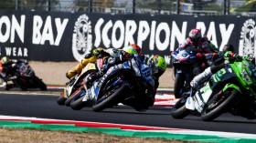 Luca Bernardi, Team Trasimeno, Magny-Cours RAC