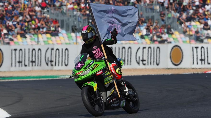 Ana Carrasco, DS Junior Team, Magny-Cours RAC