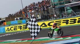Jules Cluzel, NRT, Magny-Cours RACE