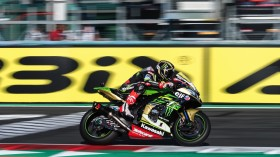 Jonathan Rea, Kawasaki Racing Team WorldSBK, Magny-Cours RAC2