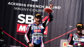 Daniel Valle, BCD Yamaha MS Racing, Magny-Cours RAC