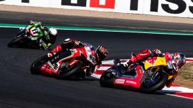 Jake Gagne, Red Bull Honda World Superbike Team, Jordi Torres, MV Agusta Reparto Corse, Magny-Cours RAC2