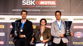 Markus Reiterberger, Ana Carrasco, Rob Hartog - Magny-Cours Gala