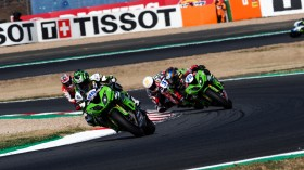 Hector Barbera, Kawasaki Puccetti Racing, Magny-Cours RAC