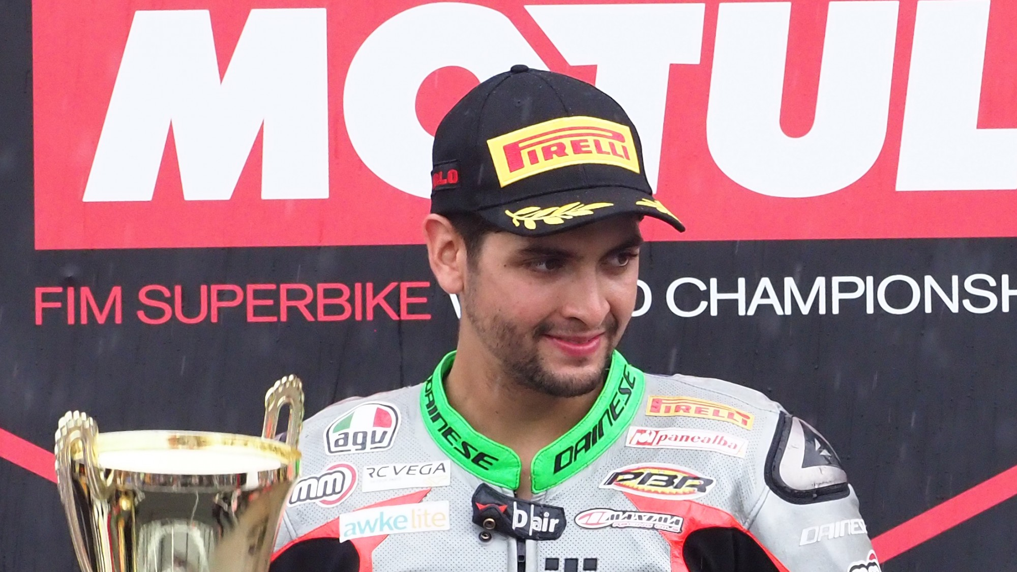 Scheib Steps In At MV Agusta