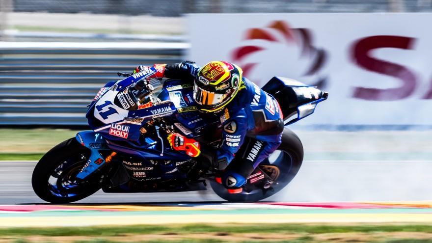 Sandro Cortese, Kallio Racing, San Juan FP2