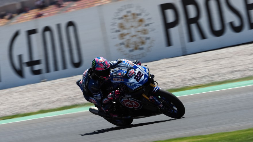 Alex Lowes, Pata Yamaha Official WorldSBK Team, San Juan FP2