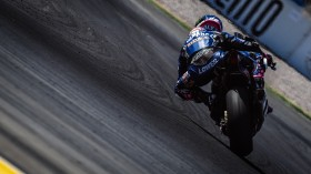 Alex Lowes, Pata Yamaha Official WorldSBK Team, San Juan FP3