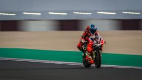 Marco Melandri, Aruba.it Racing - Ducati, Losail FP2