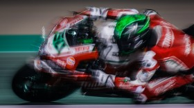 Eugene Laverty, Milwaukee Aprilia, Losail FP2