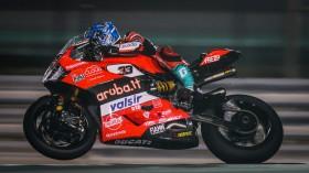 Marco Melandri, Aruba.it Racing - Ducati, Losail FP3