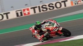 Eugene Laverty, Milwaukee Aprilia, Losail FP1