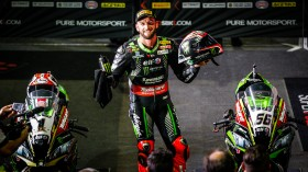 Tom Sykes, Kawasaki Racing Team WorldSBK, Losail SP2