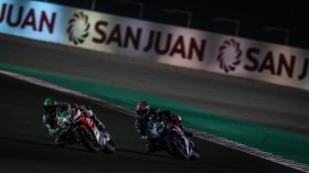 Eugene Laverty, Milwaukee Aprilia, Alex Lowes, Pata Yamaha Official WorldSBK Team, Losail RAC1