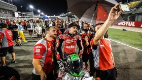 Eugene Laverty, Milwaukee Aprilia, Losail RAC1