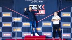 WorldSBK, Losail Ceremony, Xavi Fores