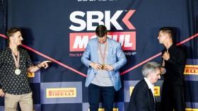 WorldSBK, Losail Ceremony