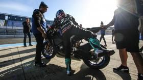 Marco Melandri, GRT Yamaha, Jerez Test Day 1