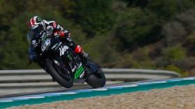 Jonathan Rea, Kawasaki Racing Team WorldSBK, Jerez Test Day 1