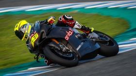 Alvaro Bautista, Aruba.it Racing - Ducati, Jerez Test Day2
