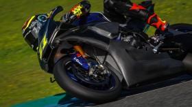 Sandro Cortese, GRT Yamaha, Jerez Test Day 2