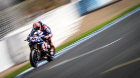 Michael Vd Mark, Pata Yamaha Official WorldSBK Team, Jerez Test Day 2