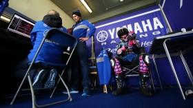 Alex Lowes, Pata Yamaha Official WorldSBK Team, Jerez Test Day 2