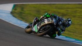 Leon Haslam, Kawasaki Racing Team WorldSBK, Jerez Test Day 2