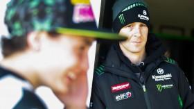 Jonathan Rea, Kawasaki Racing Team WorldSBK, Jerez Test January Day 1