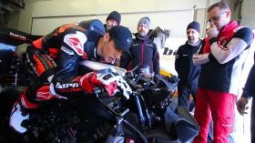 Michael Ruben Rinaldi, BARNI RAcing Team, Jerez Test January Day 1