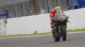 Chaz Davies, Aruba.it Racing - Ducati, Jerez Test January Day 1