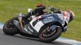 Jordi Torres, Team Pedercini Racing, Jerez Test January Day 1