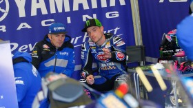 Alex Lowes, Pata Yamaha Official WorldSBK Team, Jerez Test January Day 2