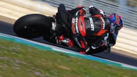 Michael Ruben Rinaldi, BARNI RAcing Team, Jerez Test January Day 2