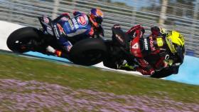 Baustista, van der Mark, Jerez Test Day 2